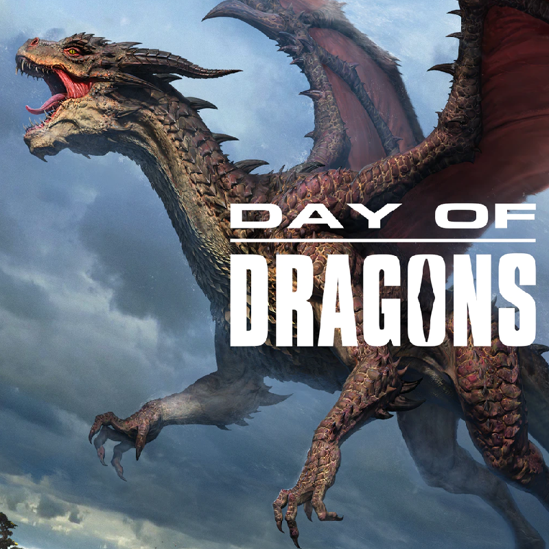 Day of Dragons Server Sydney Dedicated Server