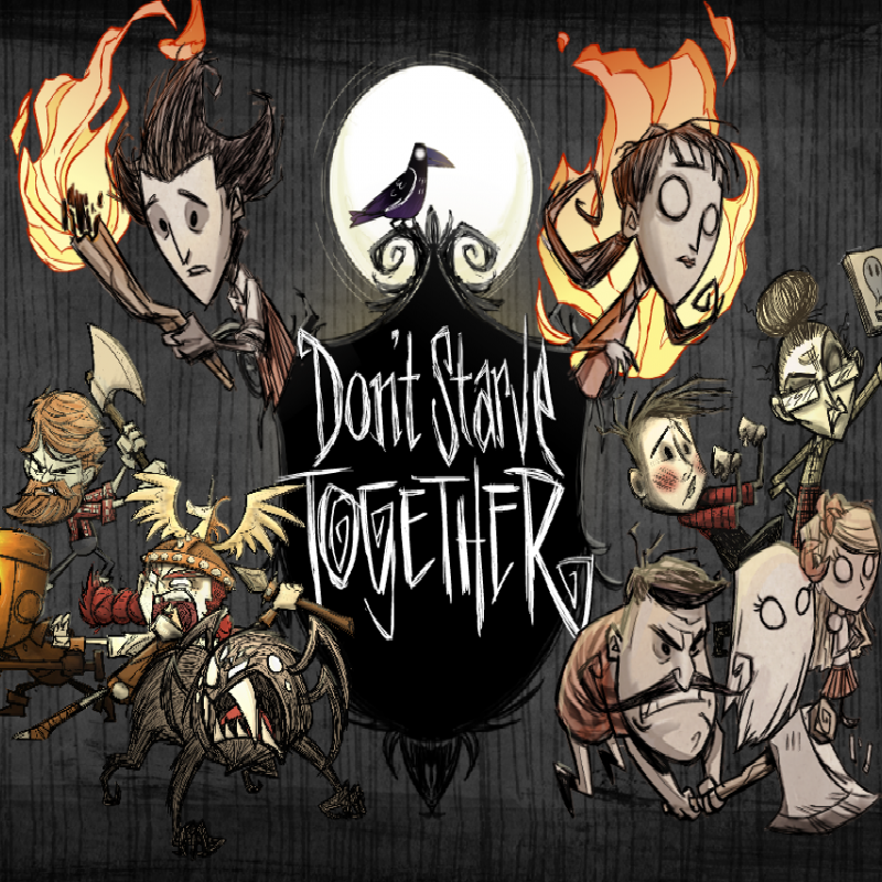Don't Starve Together With Caves Server Sydney Dedicated Server