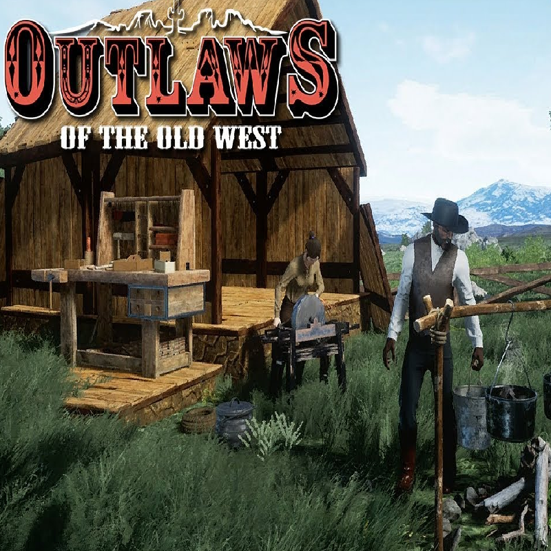 Outlaws of the Old West Server Sydney Dedicated Server