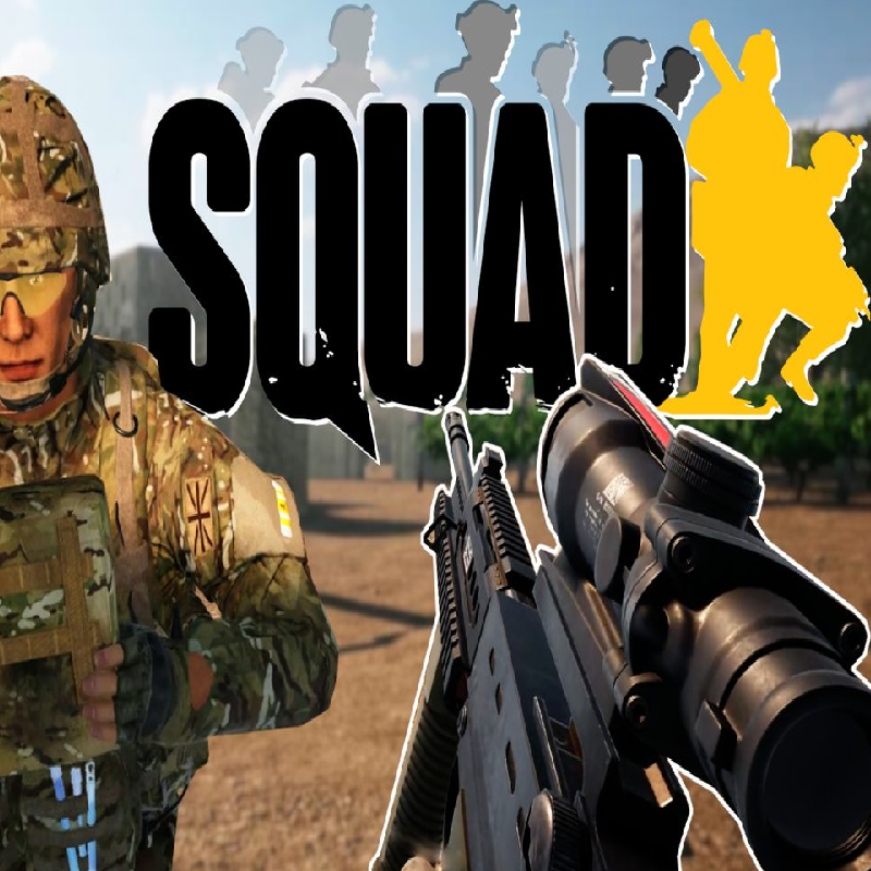 SQUAD Server Sydney Dedicated Server