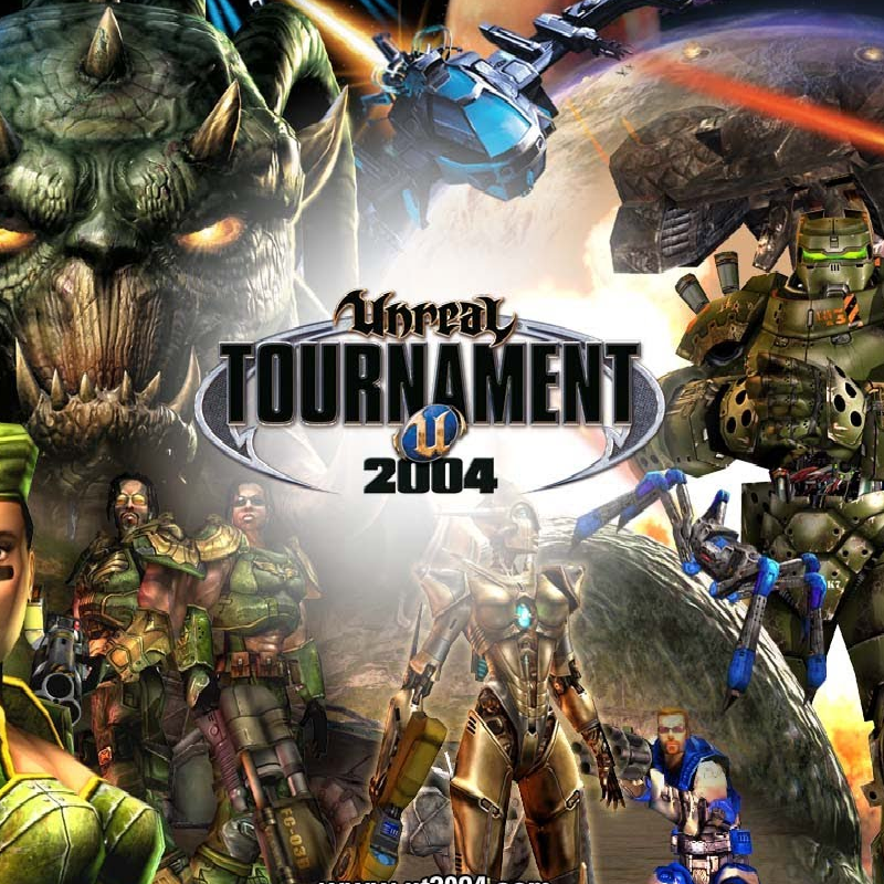Unreal Tournament 2004 Server Sydney Dedicated Server
